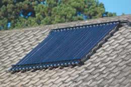 Dimplex Tube Solar Panel